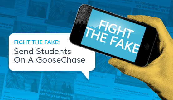 Fight The Fake!
